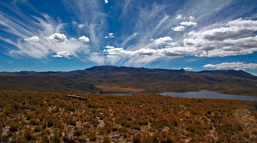 エルカンプーレの故郷ペルー