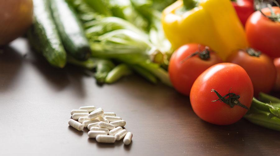健康食品(サプリメント)の種類